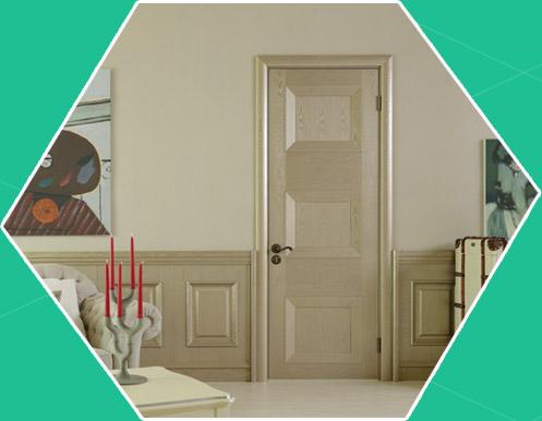 手绘门,具有意大利文艺复兴意味的图案元素,异国风姿,摇曳情调,做旧的